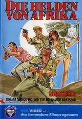 Die Helden von Afrika - Poster