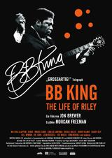 BB King: The Life of Riley - Poster