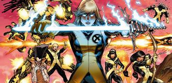 Bild zu:  X-Men