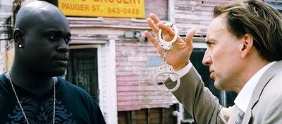 Bad Lieutenant Nicolas Cage