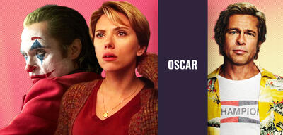Oscarnominierte: So kannst du Joker, Marriage Story, Once Upon a Time in Hollywood und Co. sehen