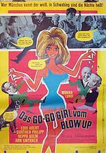 Das Go-Go-Girl vom Blow-Up oder In Schwabing sind die Nächte lang
