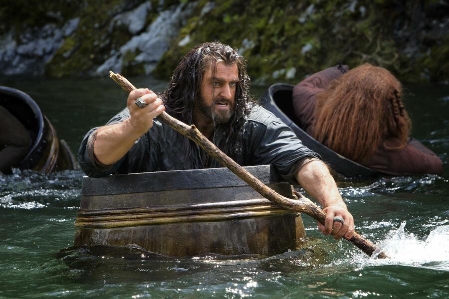 Der Hobbit: Smaugs Einöde mit Richard Armitage
