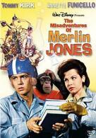 Merlin Jones - Der Mann, der zuviel wußte
