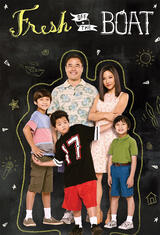 Fresh Off the Boat - Staffel 2 - Poster