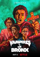 Vampires vs. the Bronx - Poster