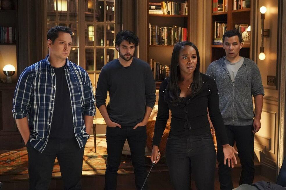 How To Get Away With A Murderer Staffel 2 Serien Stream