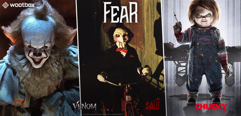 Wootbox Fear