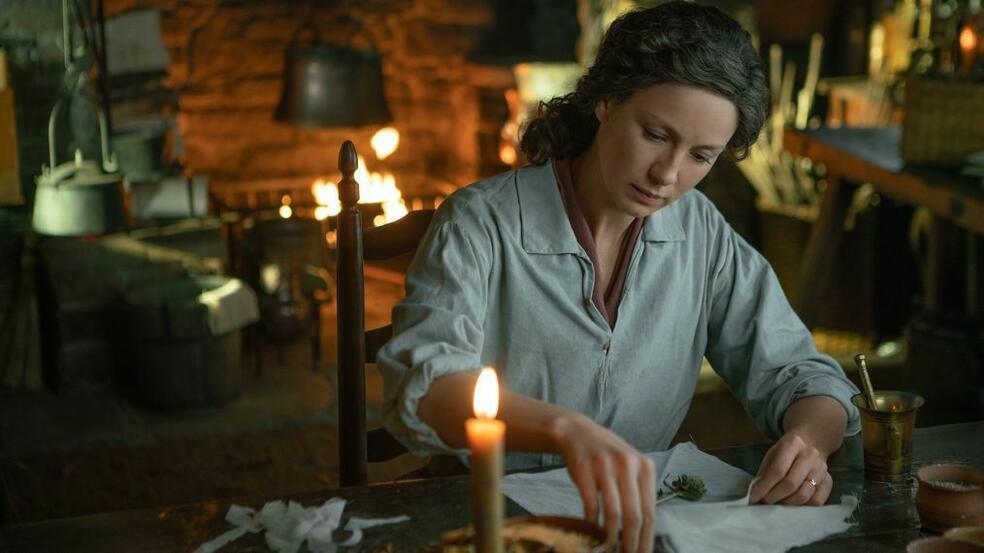 Outlander - Staffel 4 mit Caitriona Balfe