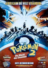 Pokémon 2: Die Macht des Einzelnen - Poster