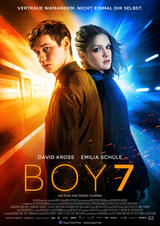 Boy 7 - Poster