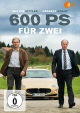 600 PS für zwei - Poster