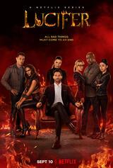 Lucifer - Poster