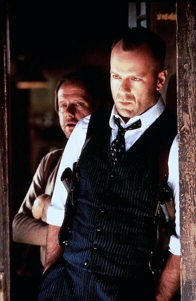 Last Man Standing mit Bruce Willis und William Sanderson