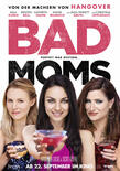 Bad moms plakat 1