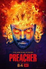 Preacher - Staffel 4 - Poster