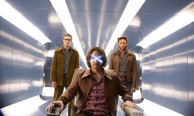 X-Men: Zukunft ist Vergangenheit mit Hugh Jackman und James McAvoy - Bild 3