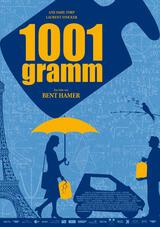 1001 Gramm - Poster