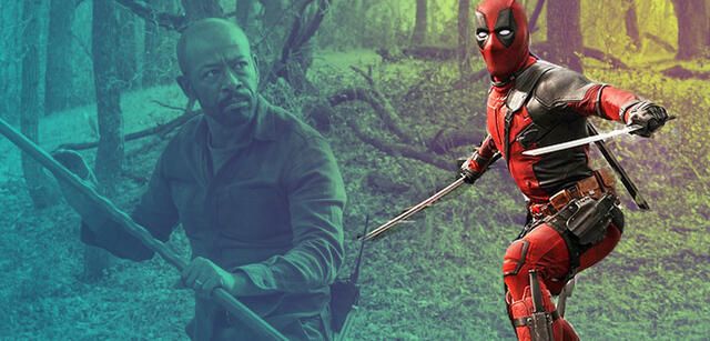 Fear the Walking Dead vs. Deadpool
