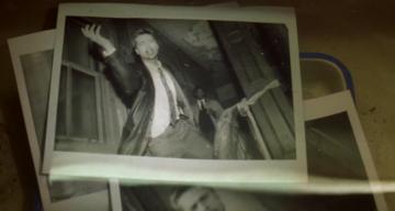 Die Fotos der Cops von John Doe in Sieben