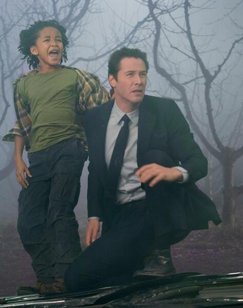 Der Tag, an dem die Erde stillstand mit Keanu Reeves und Jaden Smith