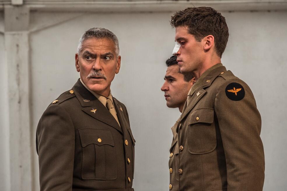 Catch-22, Catch-22 - Staffel 1 mit George Clooney und Christopher Abbott