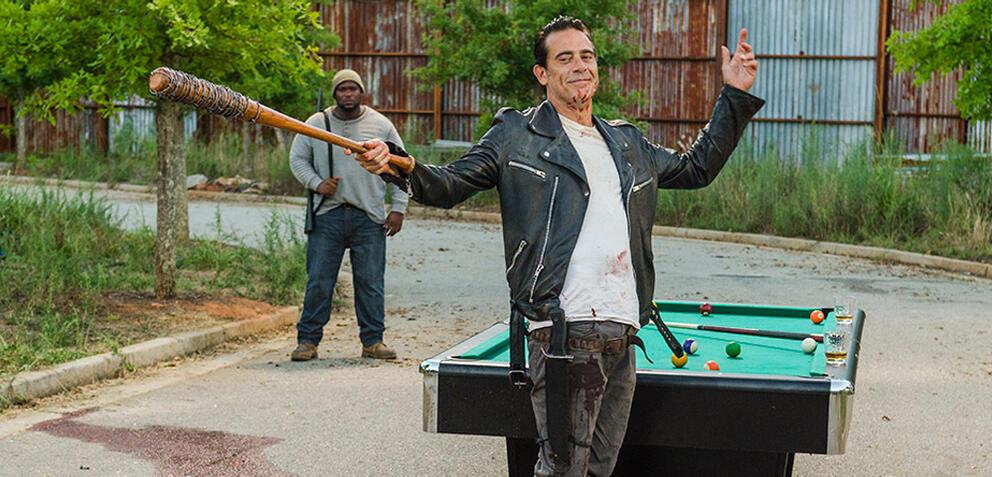 The Walking Dead Staffel 6 Episode 8