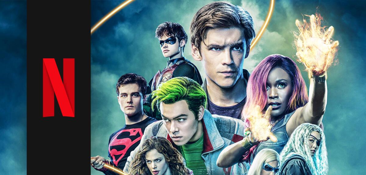 Netflix Serien Auf Dvd