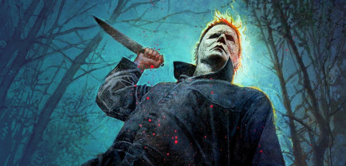 Halloween Film Neu