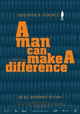 A Man Can Make a Difference - Poster