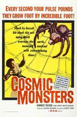 Cosmic Monsters - Poster