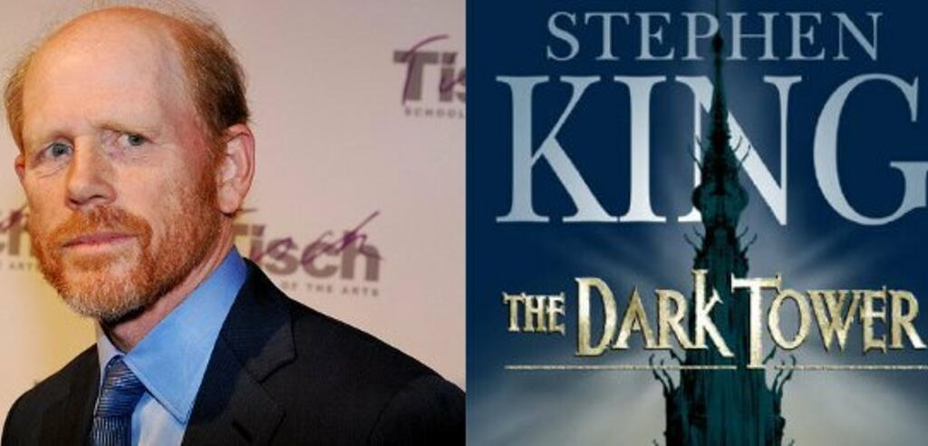 Ron Howard nimmt sich Stephen Kings Romanreihe an