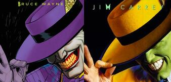 Aus Jim Carrey wird der Joker