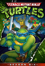 Teenage Mutant Hero Turtles - Staffel 6 - Poster