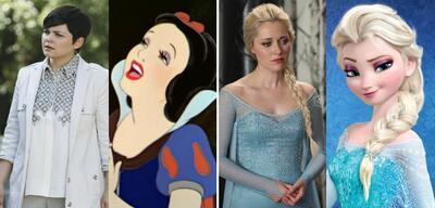 Schneewittchen und Elsa sind nur zwei der Disney-Prinzessinnen in Once Upon a Time