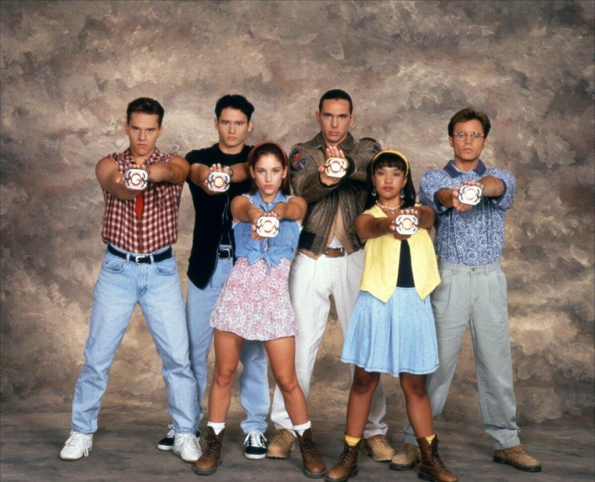 Serien Stream Power Rangers