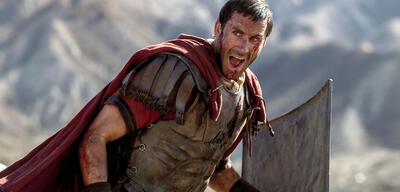 Joseph Fiennes als Volkstribun Clavius im Historienfilm Auferstanden