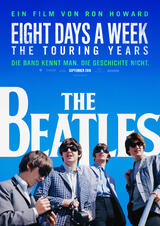 The Beatles: Eight Days a Week - The Touring Years - Poster