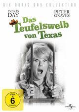 Das Teufelsweib von Texas - Poster