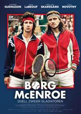 Borg/McEnroe - Poster