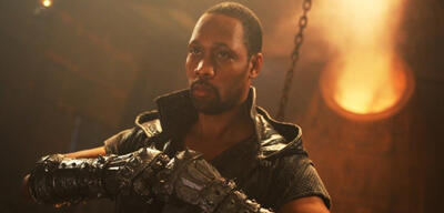 The Man with the Iron Fists: RZA.