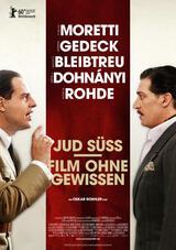 Jud Süß - Film ohne Gewissen - Poster