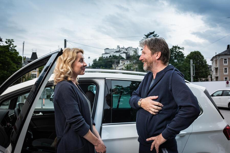 Die Toten von Salzburg - Wolf im Schafspelz mit Michael Fitz und Natalie O'Hara