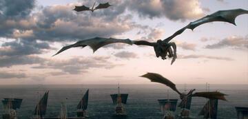 Game of Thrones: Drachenangriff in Staffel 8