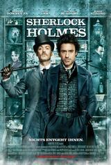 Sherlock Holmes - Poster