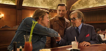 Die etwas andere Vorstellungsrunde in Once Upon a Time ... in Hollywood