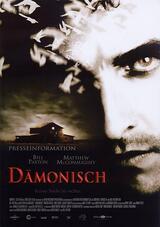 Dämonisch - Poster