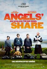 The Angels' Share - Ein Schluck für die Engel Poster
