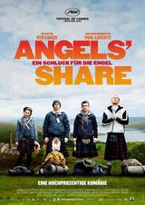 The Angels' Share - Ein Schluck für die Engel - Poster