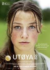 Utøya 22. Juli - Poster